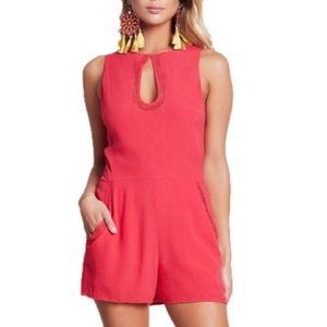 Revolve Lovers and friends sand dollar romper